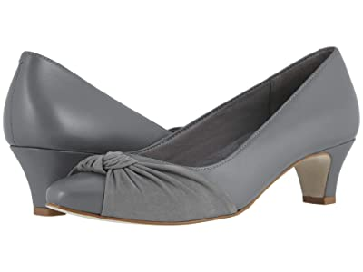 Walking Cradles Isla (Dove Gray Leather/Dove Gray Nubuck) Women