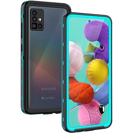 Lanhiem Hülle Kompatibel Mit Samsung Galaxy A51 Ip68 Elektronik