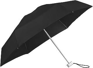 Samsonite Alu Drop S - 5 Section Manual Supermini Flat Folding Umbrella, 18 Centimeters