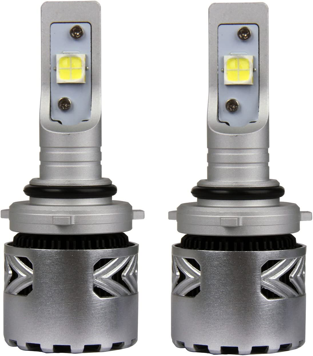 Auto Xenon White LED Special Campaign Bulbs Low 2pcs HeadLight for Max 53% OFF Beam