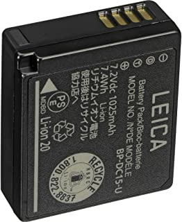 leica d lux 109 battery
