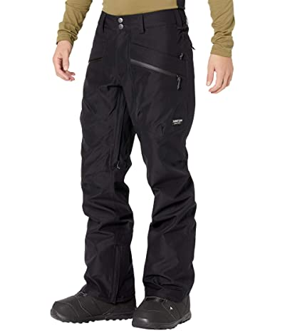Burton GORE-TEX(r) Vent Pants (True Black) Men