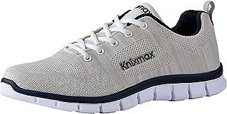 Knixmax-Zapatillas Deportivas de Hombre, Zapatillas de Running Fitness Sneakers Zapatos de Correr Aire Libre Deportes Casu...
