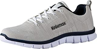Zapatillas Deportivas de Hombre, Zapatillas de Running Fitness Sneakers Zapatos de Correr Aire Libre Deportes Casual Zapatillas Ligeras para Correr Transpirable, 42-46EU