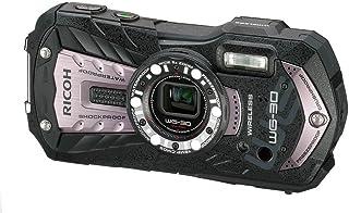 RICOH 防水デジタルカメラ RICOH WG-30W カーボングレー 防水12m耐ショック1.5m耐寒-10度 RICOH WG-30W GL 04621