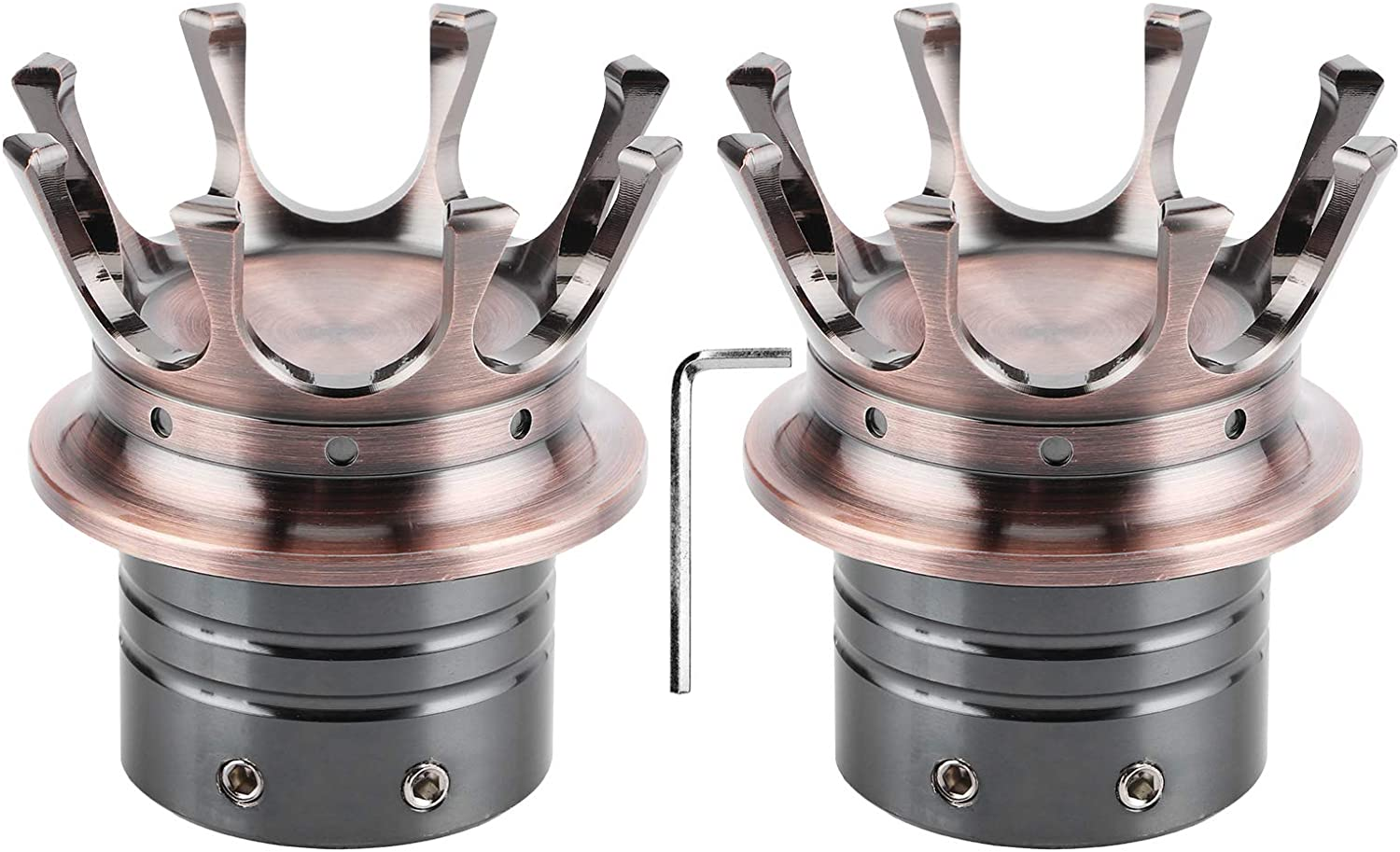 Aramox Front Axle Nut Covers Deluxe Our shop OFFers the best service C Kit Caps Colors 5