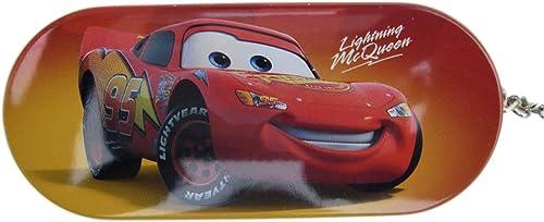 Disney  voitures , porte-clés avec Boîte en étain