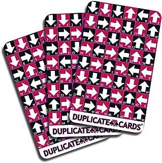 Baron Barclay Duplicate Cards - A Fun Way to Play One-Table Duplicate Bridge - 48 Deals Per Deck