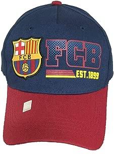 Fc Barcelona Cap Hat EST 1899 Official Licensed