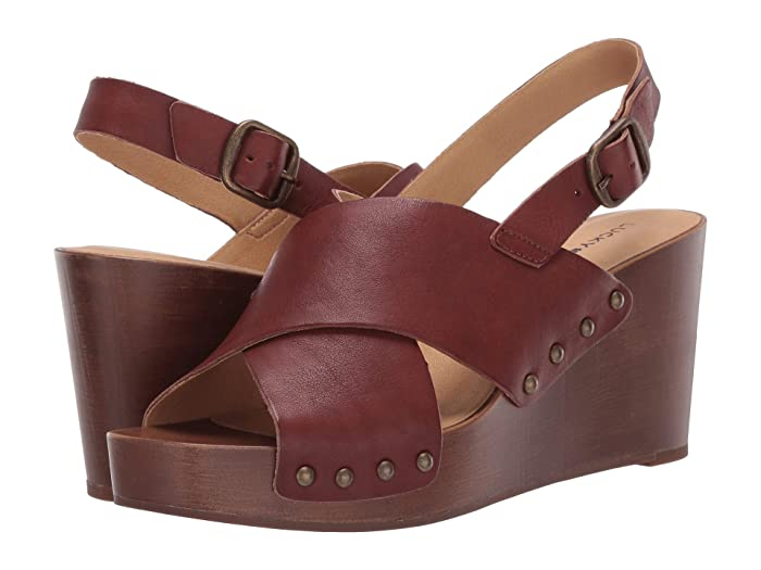 Lucky Brand  Zelka (Ark Brown) Womens Shoes