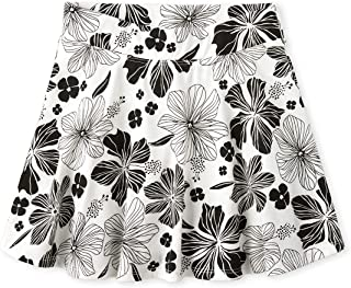 The Children's Place Printed Pleated Skorts