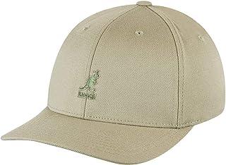 قبعة بيسبول من الصوف للرجال من Kangol Sport Collection بلون بيج، مقاس XX-Large