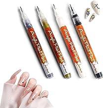 YAYANG Nail Art Schilderij Pen Sneldrogende Acrylverf Graffiti Pen 1 mm Tip DIY Nail Beauty Tool Nail Tekening Schilderij ...