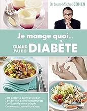 Je mange quoi... quand j'ai du diabète
