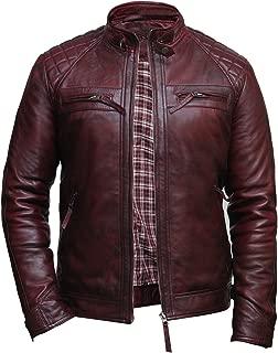 Best leather racing biker jacket Reviews