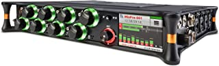Sound Devices MixPre-10T Portable Multichannel Audio Recorder/Mixer, and USB Audio Interface with Timecode Generator/Reader