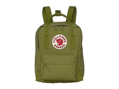 Fjallraven Kanken Mini (Guacamole) Backpack Bags