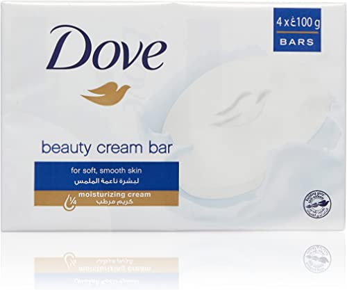 Dove - Original beauty crema bar 4 x 100g