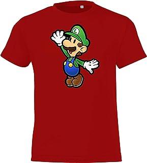 TRVPPY Kinder T-Shirt Modell Luigi Gr. 2-12 Jahre in vielen Farben