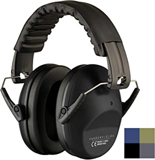 Ear Protection for Shooting – Compact Foldable Portable Hearing Protection Safety..
