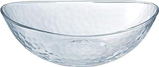 東洋佐々木ガラス 大鉢 約24×17.9×7.9cm グラシュー オーバルボール 日本製 食洗機対応 P-54327(-JAN)