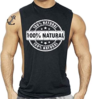 Best 100 natural bodybuilding t shirts Reviews