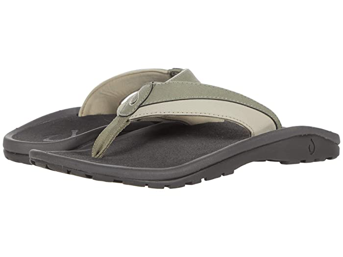 'Ohana Koa  Shoes (Odyssey Grey/Island Salt) Men's Sandals