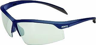 نظارة نورث باي هوني ويل A1200 ريلينتليس للأمان، منتصف الليل/الرمادي الداكن