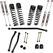 Skyjacker G351KMLT Coil Spring Leveling Kit w/Shocks 3.5 in. Dual Rate Long travel Front And 2 in. Rear M95 Monotube Shocks Coil Spring Leveling Kit w/Shocks