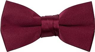 Spring Notion Boys' Pre-tied Banded Satin Bow Tie