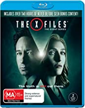 The X-Files The Event Series   NON-USA Format   Region B Import - Australia
