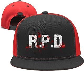 Unisex Resident-Evil-2-R.P.D.- Trucker Hat Summer Cap Hip Hop caps b873fcf41dde