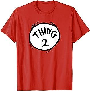 Thing 2 Emblem RED T-shirt T-Shirt