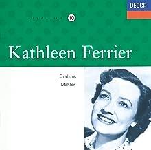 Kathleen Ferrier Vol.10 - Brahms / Mahler