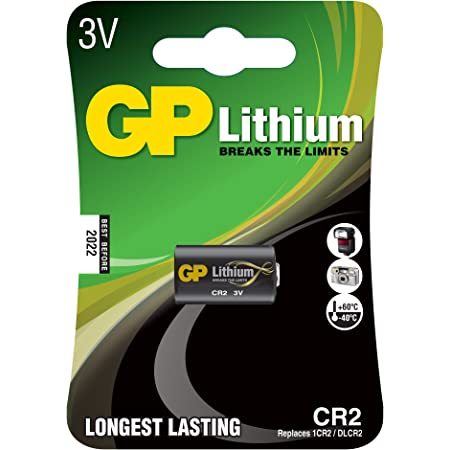 Gp Photo Lithium Batterie Cr2 3v Elektronik