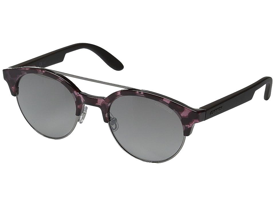Carrera Carrera 5035/S (Havana Cherry Brown/Gray Mirror Lens) Fashion Sunglasses