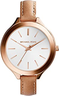 Michael Kors Womens MK2284 - Slim Runway