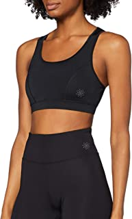 AURIQUE Amazon Brand Women's Low Impact Strappy Sports Bra
