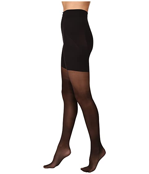 9cc50f2bfcbb5 HUE Sheer Shaping Tights at Zappos.com