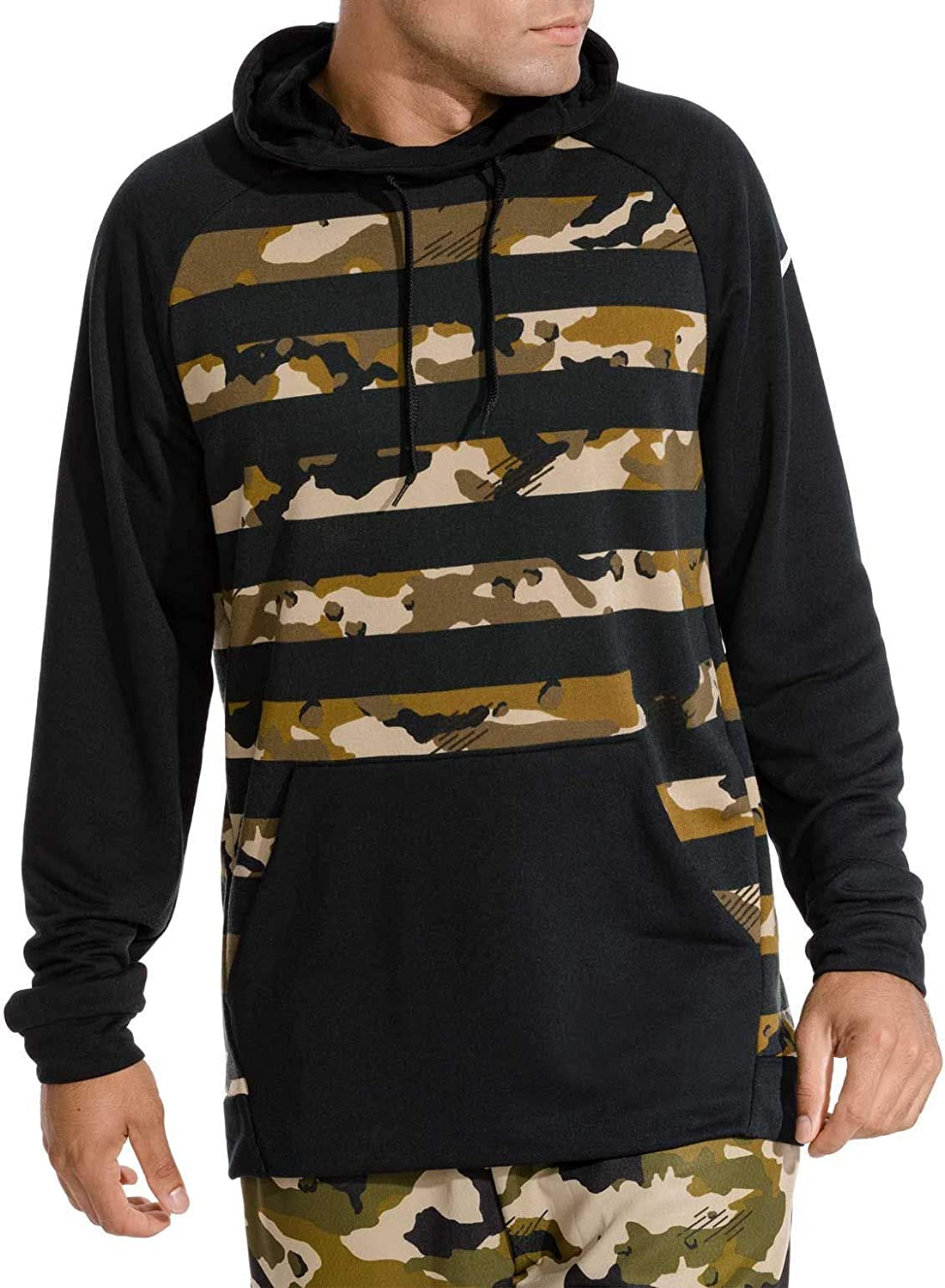 Nike Jacksonville Mall Men's Dry Fabric Black Hoodie Our shop most popular Training Full-Zip