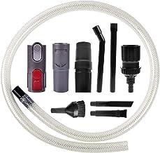 KEEPOW 9 PCS Mirco kit de fixation pour aspirateur Dyson V7 V8 et V10 Cordon gratuit sous vide