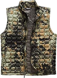 [ノースフェイス] メンズ ベスト ThermoBall Insulated Vest [並行輸入品]