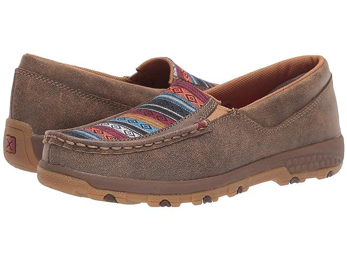 Twisted X  WXC0005 (Bomber/Multi) Womens Shoes