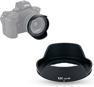 JJC Osłona obiektywu do obiektywu Nikon NIKKOR Z 24-50 mm f/4-6,3 na obiektywach Nikon Z5 Z50 Z6 II Z7 Z7 II DSLR - zastęp...