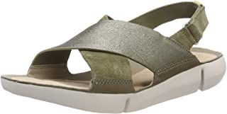 Clarks Women's Tri Chloe Leather Fashion Sandals