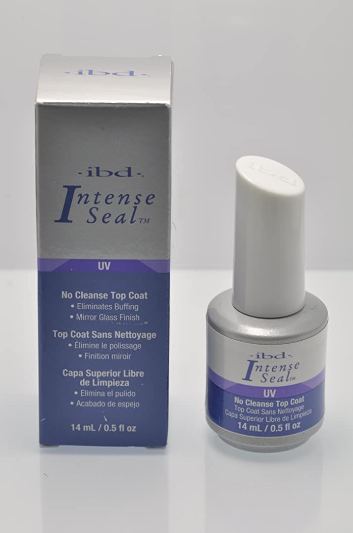 西部足枷イベントibd Just Gel Nail Polish - No Cleanse Top Coat - 14ml / 0.5oz