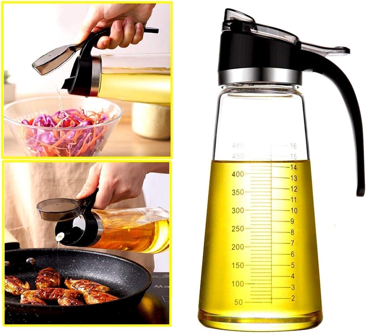 Olive shop Oil Dispenser Bottle for Cooking Dispensi Vinegar Kitchen Limited time for free shipping