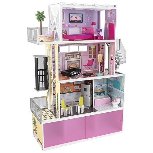Dollhouse With Elevator Amazon Com