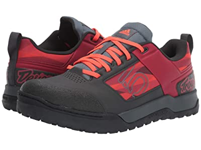 Five Ten Impact Pro TLD (Carbon/Strong Red/Solar Red) Men