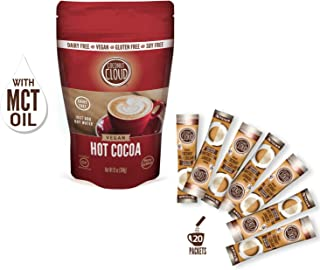 Coconut Cloud: Dairy-Free Instant Hot Cocoa Mix & Salted Caramel Creamer Sticks |..